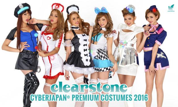 CYBERJAPAN x CLEARSTONE 2016