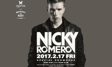 NICKY ROMERO @ ageHa