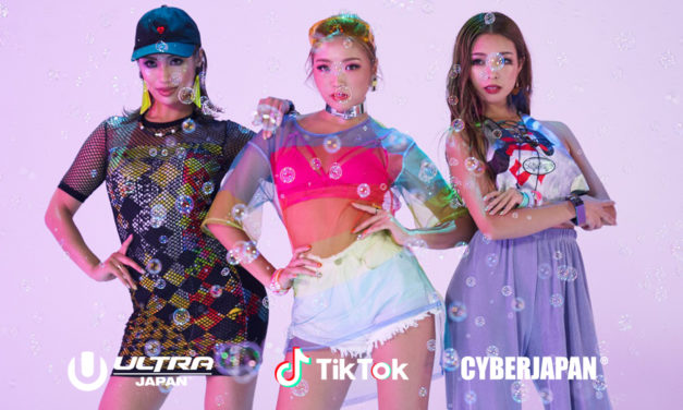 ULTRA JAPAN × TikTok × CYBERJAPAN DANCERS!