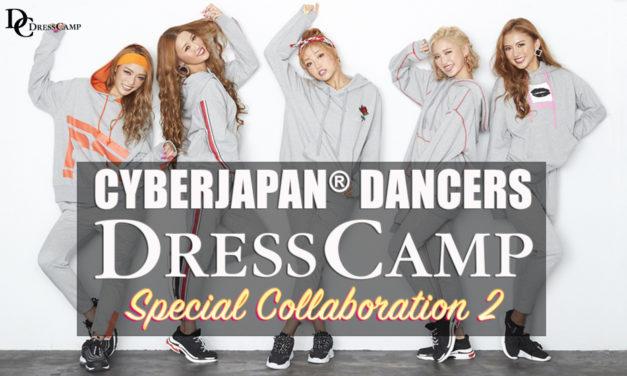 CYBERJAPAN × DRESSCAMP