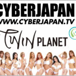 CYBERJAPAN ✖︎ TWIN PLANET