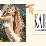 1st ソロ写真集『KAREN』